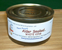 Canned White King Smoked Salmon picture