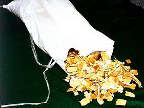 Alder wood chips for smoking meats or smoking salmon, fish & seafood.