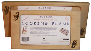 Alder Cooking Planks Picture