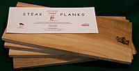 Steak Plank Picture