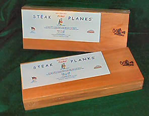 Steak Planks