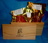 THE GIFT BOX FEATURES THREE AUTHENTIC PACIFIC NORTHWEST GIFTS IN ONE!
